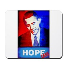Obama is Hopeless Mousepad