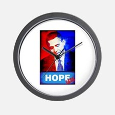 Obama is Hopeless Wall Clock