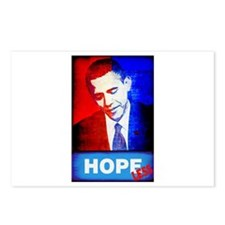 Obama is Hopeless Postcards (Package of 8)