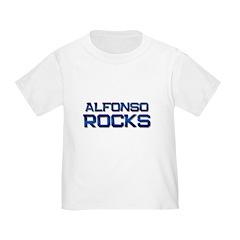 alfonso rocks T