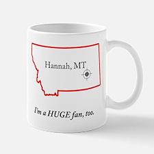Hannah, MT Mug