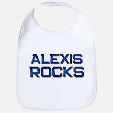 alexis rocks Bib