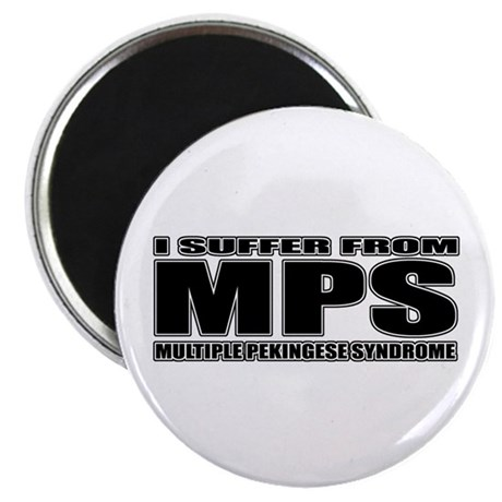 "Pekingese 2.25"" Magnet (10 pack)"