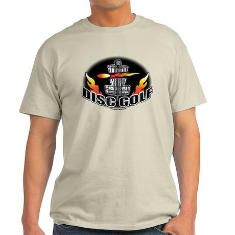 Flammin Disc Golf Light T-Shirt