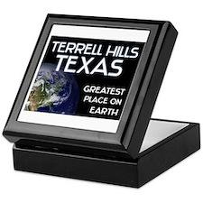 terrell hills texas - greatest place on earth Keep