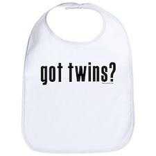 got twins? Bib
