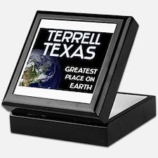 terrell texas - greatest place on earth Keepsake B