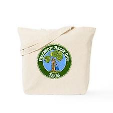 Arbor Day Texas Tote Bag