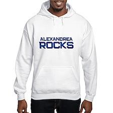 alexandrea rocks Hoodie