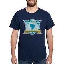 World Champion Grandpop T-Shirt