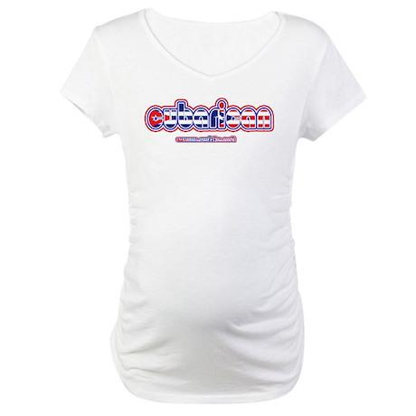 CubaRican Maternity T-Shirt