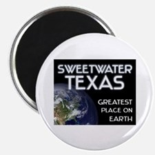 """sweetwater texas - greatest place on earth 2.25"""" M"""