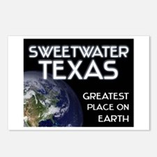 sweetwater texas - greatest place on earth Postcar