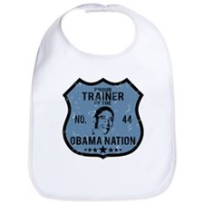 Trainer Obama Nation Bib