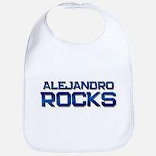alejandro rocks Bib
