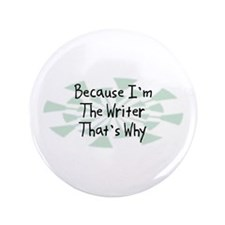 "Because Writer 3.5"" Button"