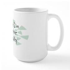 Because Writer Mug