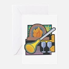 Glass Blowing Greeting Cards (Pk of 10)
