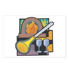 Glass Blowing Postcards (Package of 8)