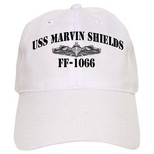 USS MARVIN SHIELDS Baseball Cap