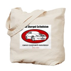 Turbo-Charged Tote Bag