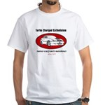 Turbo-Charged White T-Shirt