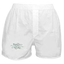 Because TVI Boxer Shorts