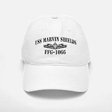 USS MARVIN SHIELDS Baseball Baseball Cap