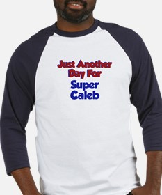 Caleb - Another Day Baseball Jersey