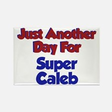 Caleb - Another Day Rectangle Magnet