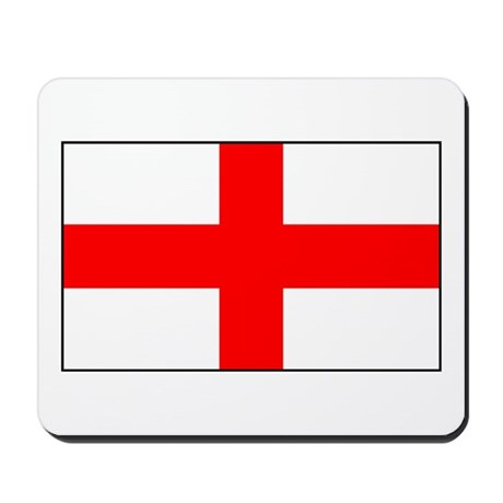 Flag of England 1 Mousepad