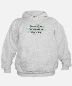 Because Statistician Hoodie