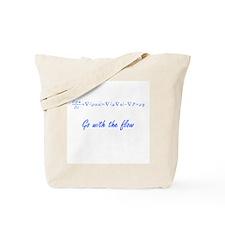 NavierStokesEq-2 Tote Bag