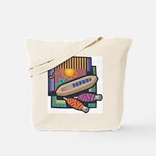 Weaving Tote Bag