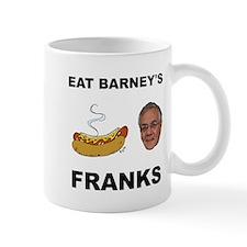 Eat Barney's Franks Mug