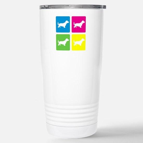 81 Dachshunds - Stainless Steel Travel Mug