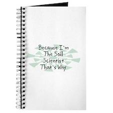 Because Soil Scientist Journal