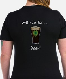Will Run For Shirt