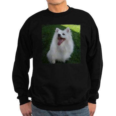 American Eskimo Dog Sweatshirt (dark)