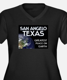 san angelo texas - greatest place on earth Women's