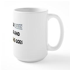 Your Rules or Mine Mug