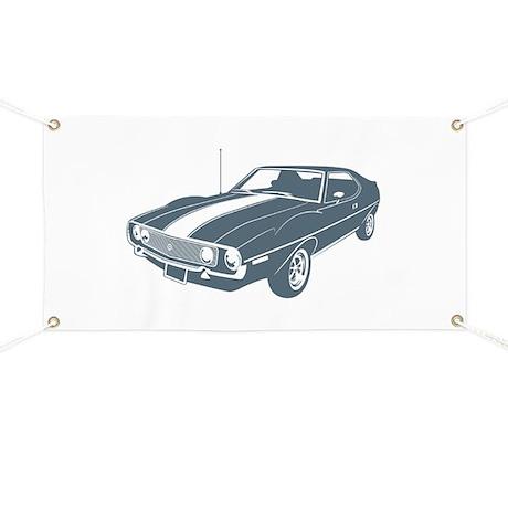1971 AMC Javelin Banner