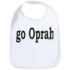 go Oprah Bib