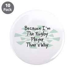 Because Rugby Player 3.5