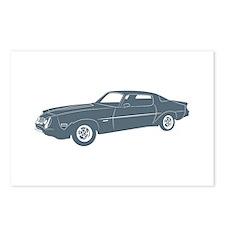 1978 Chevrolet Camaro Z28 Postcards (Package of 8)