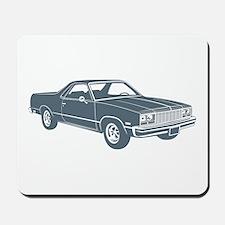 1977 Chevrolet El Camino Mousepad