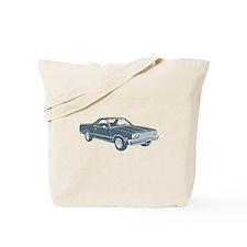 1977 Chevrolet El Camino Tote Bag