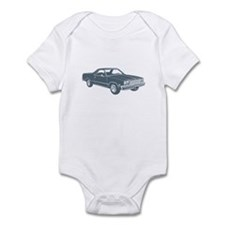 1977 Chevrolet El Camino Infant Bodysuit