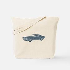 1971 Chevrolet Camaro Tote Bag
