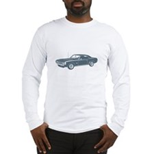 1969 Chevrolet Camaro SS Long Sleeve T-Shirt